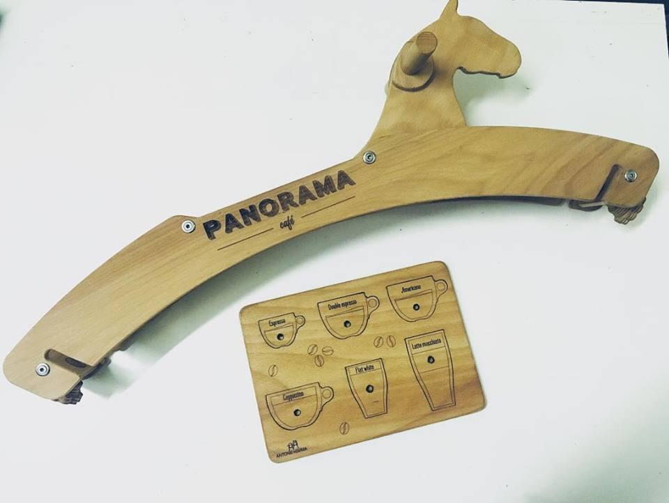 gravírování dřevěných hraček