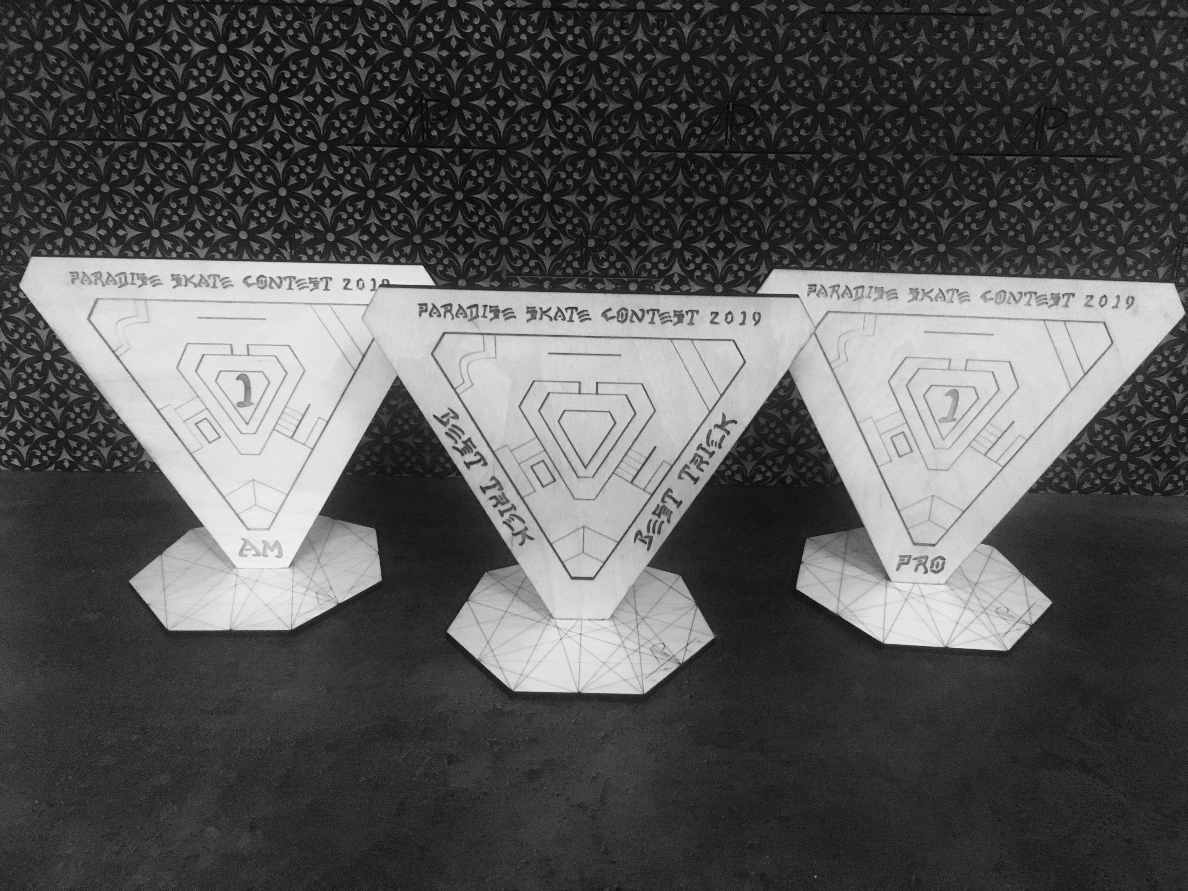 Výroba dřevěných trofejí