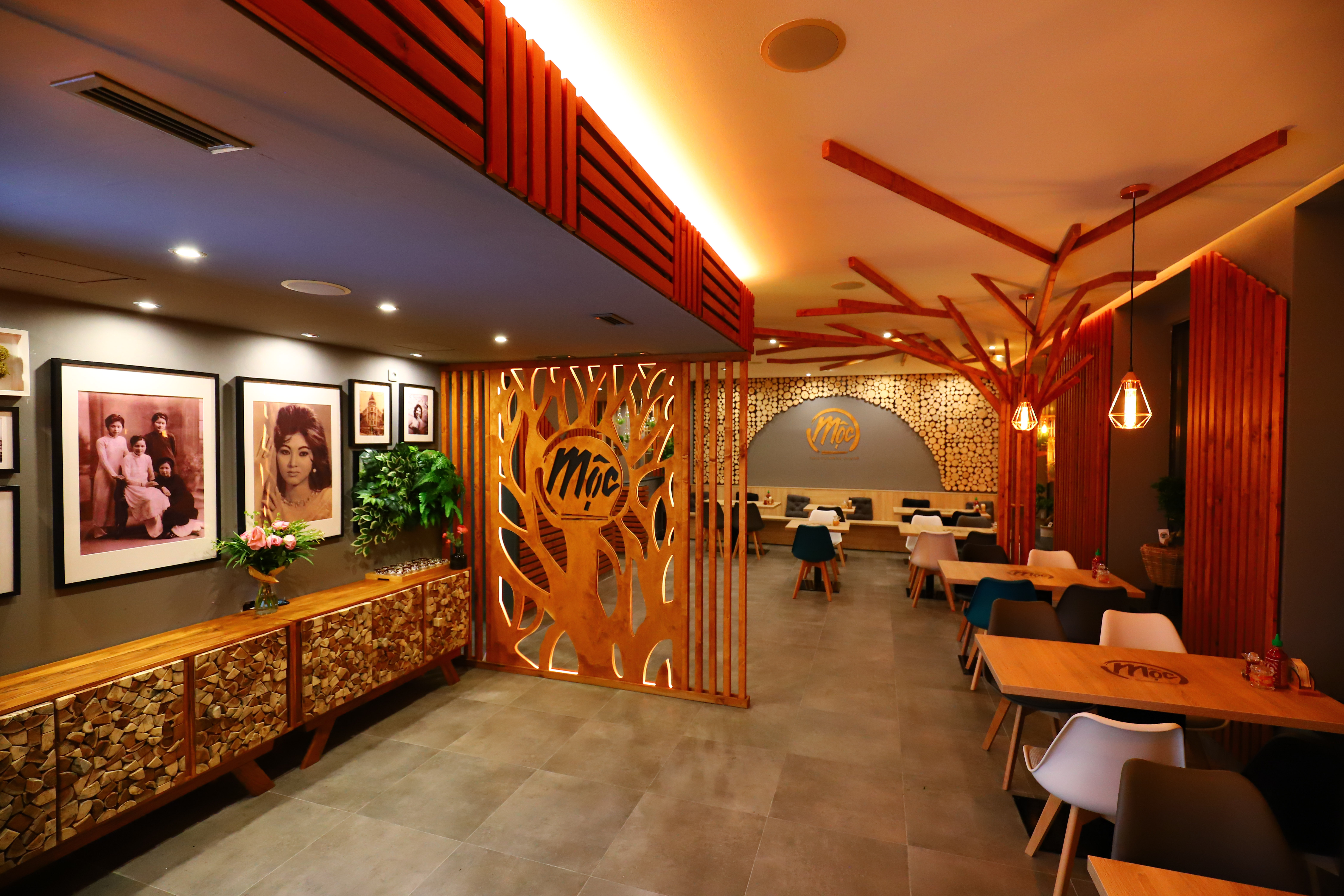 Designové prvky interiéru